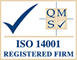 ISO 4001 Registered Firm