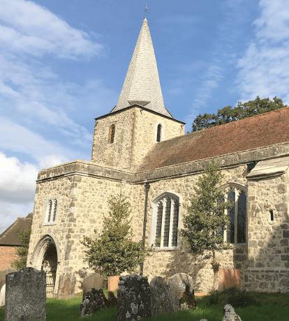 St Nicholas's, Pluckley