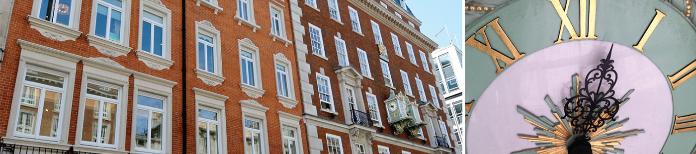 Londons iconic Fortnum and Mason store complete