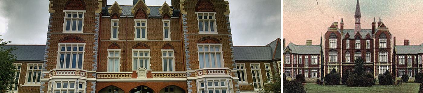 Stone edge takes possession of site at St James Hospital Milton