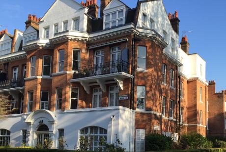 Bishops Mansions, West London