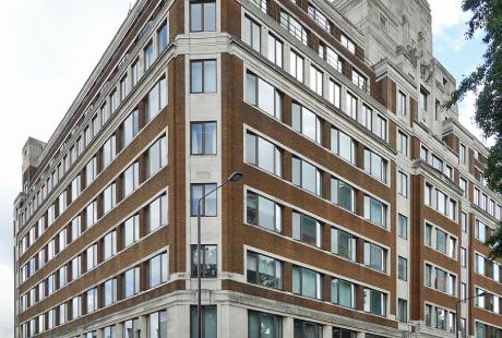 Euston House, London
