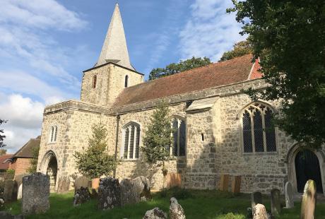 St Nicholas' Church, Pluckley