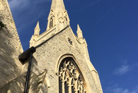 Christchurch, Hampstead, London